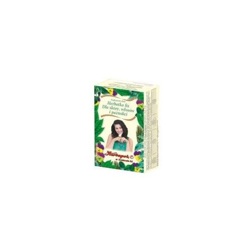 Herbatka dla skóry, włosów i paznokci FIX - 2,0g * 20 szt
