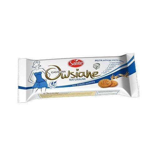 Ciastka owsiane naturalne 138g Sante