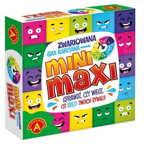 Gra Mini Maxi, GR-8741 (12930024)