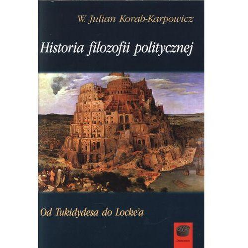 Historia filozofii politycznej - Korab-Karpowicz W. Julian (2010)