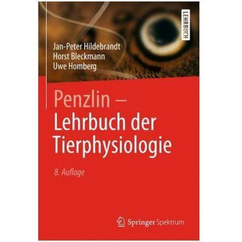 Penzlin - Lehrbuch der Tierphysiologie, 1 (9783642553684)