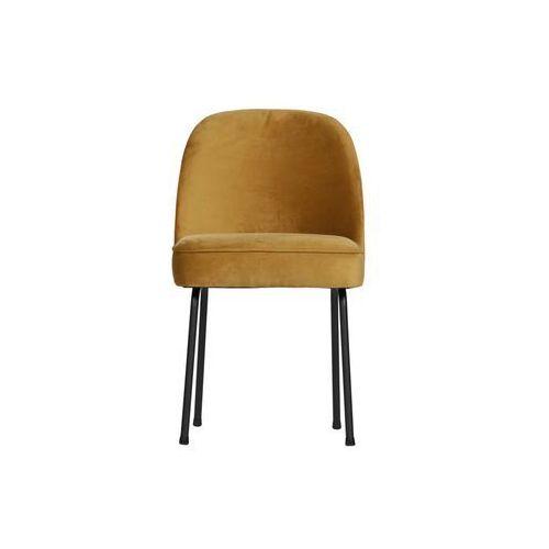 krzesło fr vogue musztardowe 800819-910 marki Be pure