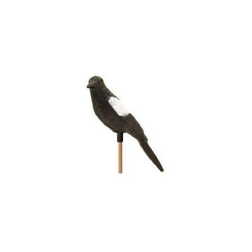 Makieta ptaka - sroka. Sztuczny ptak na balkon. (5036200129574)