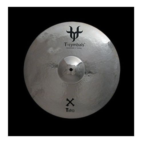 "txtra medium crash 17"" marki T-cymbals"