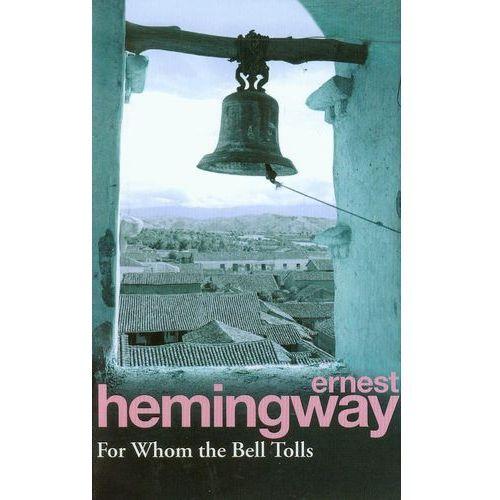For Whom the Bell Tolls, oprawa miękka
