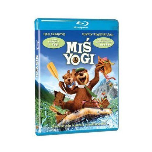 Miś Yogi (Blu-Ray) - Eric Brevig DARMOWA DOSTAWA KIOSK RUCHU