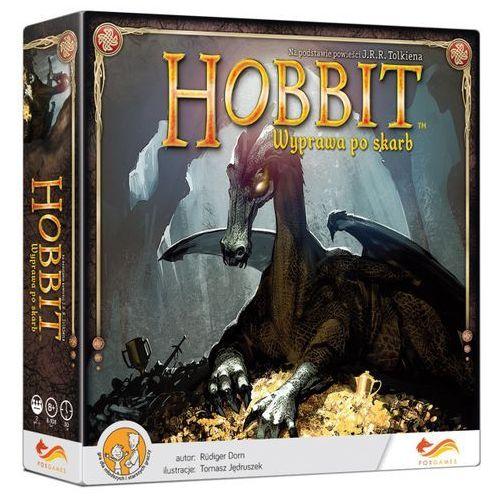 Foxgames Hobbit. wyprawa po skarb (5907078169941)