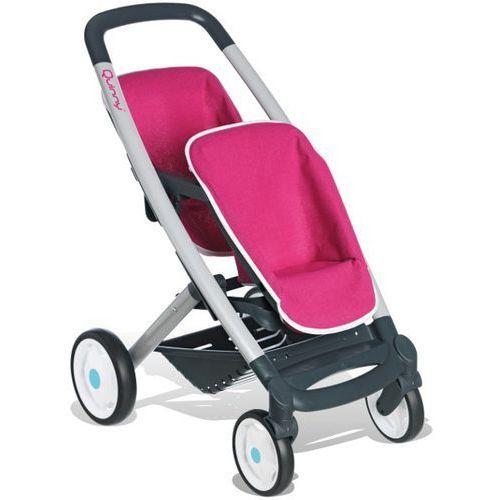 SMOBY Wózek dla bliźniąt Maxi Cosi&Quinn - oferta [05844c7667e5a410]