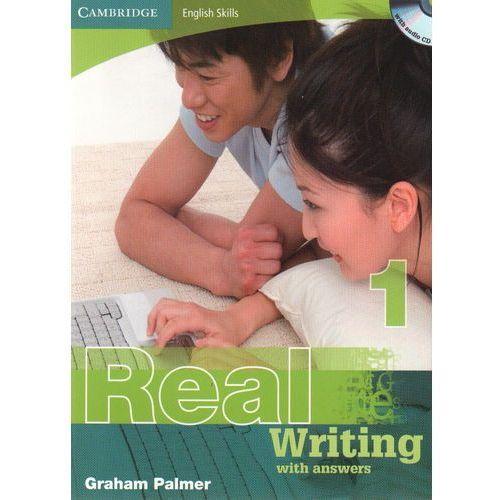 Cambridge English Skills Real Writing 1 Paperback with Answers, oprawa miękka