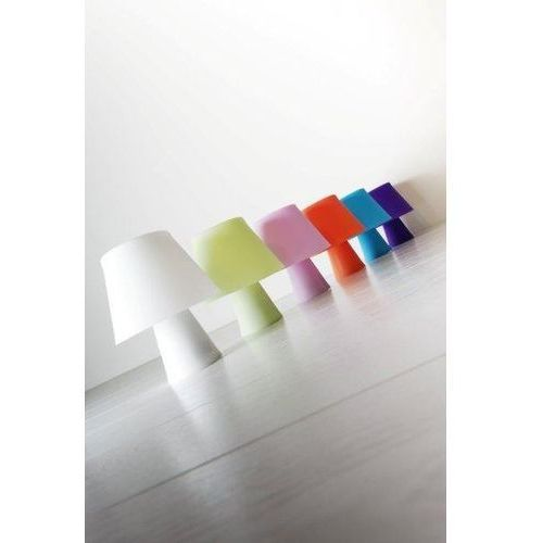 Lampka na biurko Numen różowa, towar z kategorii: Lampki biurkowe