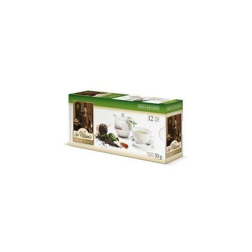 Herbata SIR WILLIAMS Royal Taste Green Kingdom 12 szt. (5903240323289)