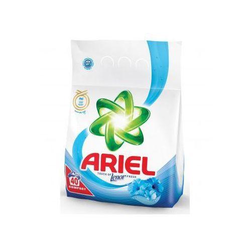 Ariel Proszek do prania białego Touch of Lenor 2,8 kg (40 prań) (proszek do prania ubrań)