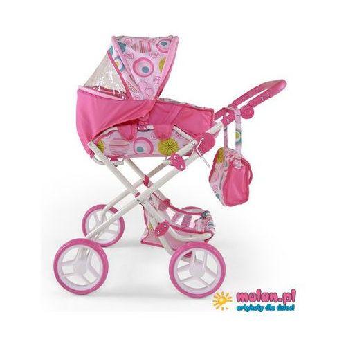 Wózek dla lalek Paulina Milly Mally - oferta [554c457117450366]