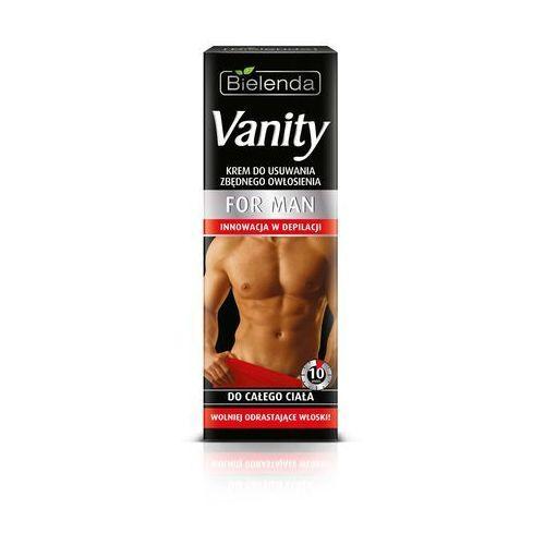 Bielenda vanity for men krem do depilacji ciała (5902169005054)