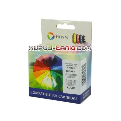 CL-38 tusz do Canon kolor (R) do Canon MP140, MP190, MP210, iP1800, iP1900, iP2600, MX310 (6949853600385)