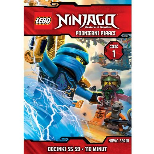 Lego ninjago, podniebni piraci, część 1 marki Różni