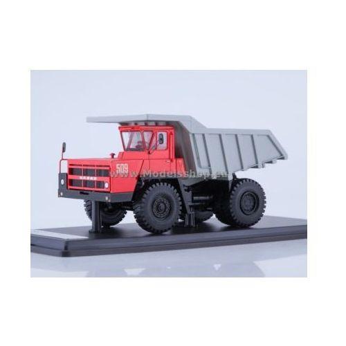 BELAZ-7522 Quarry Dump Truck (red/grey) - DARMOWA DOSTAWA!!!