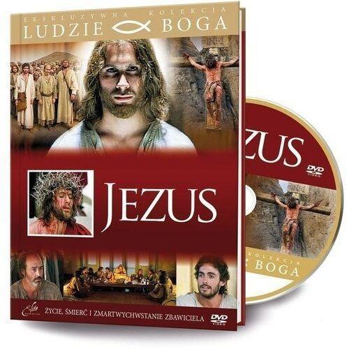 Jezus + film dvd marki Praca zbiorowa