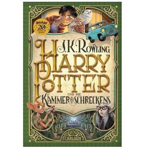 Harry Potter und die Kammer des Schreckens Rowling, Joanne K. (9783551557421)