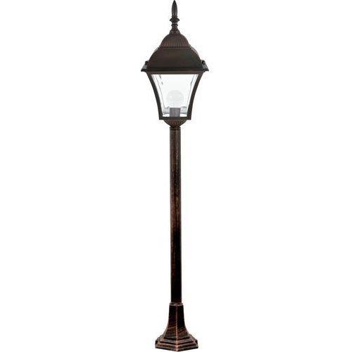 Lampa stojąca 100cm 4,9W LED E27 PARIS IP43 POLUX/SANICO (żarówka LED w zestawie)