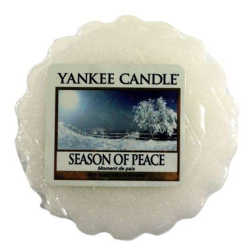 Wosk zapachowy - season of peace - 22g - marki Yankee candle
