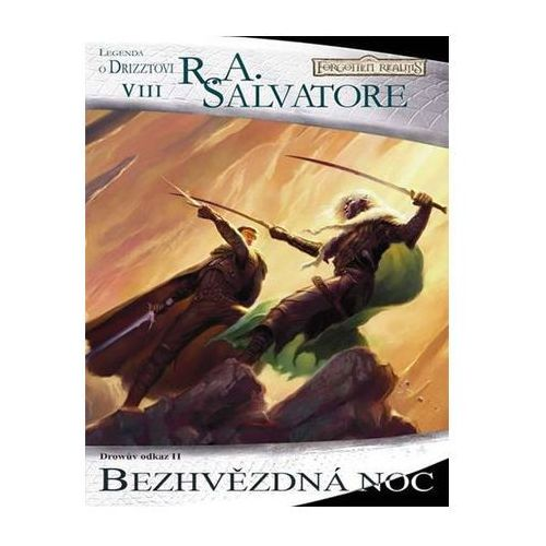 Bezhvězdná noc R. A. Salvatore