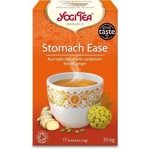 Yogi Tea: herbata ułatwiająca trawienie Stomach Ease BIO - 17 szt. (4012824401075)