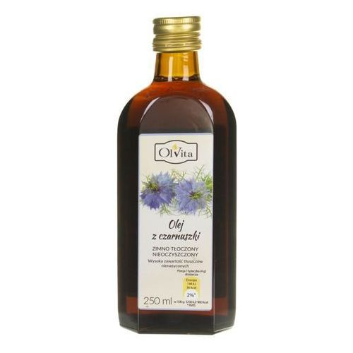 Olej z czarnuszki 250ml, 1023