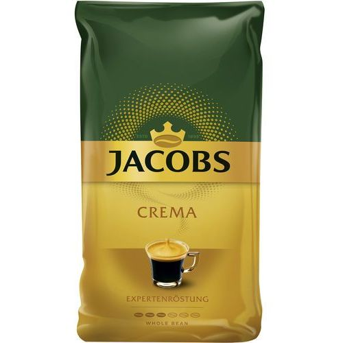 Kawa ziarnista JACOBS Crema 1kg