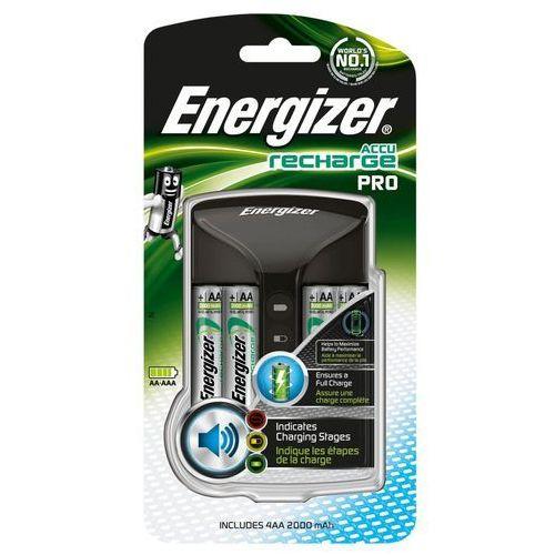 Ładowarka do akumulatorków Energizer Pro Charger E300696601, AAA, AA (7638900398373)