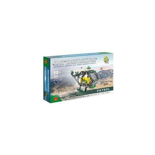 Alexander-gry Zabawka alexander mały konstruktor militaria - patrol