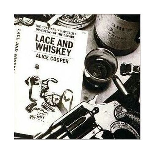 Warner music / warner bros. records Lace & whiskey - alice cooper (płyta cd)