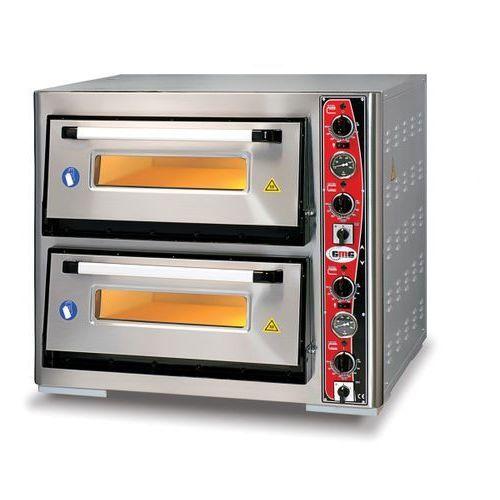 Piec do pizzy powiększony, podwójny CLASSIC PF 7070 DE firmy GMG - z termometrem. - sprawdź w wybranym sklepie