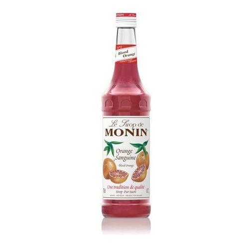 Syrop barmański cukierek truskawkowy marki Monin