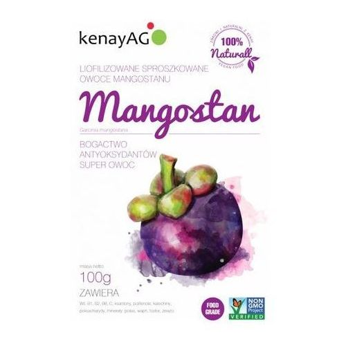 Kenay ag Mangostan - sproszkowany 100g (5900672150452)