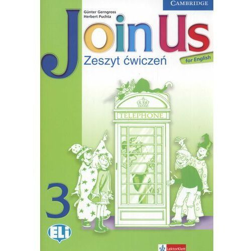 Join Us for English 3 Zeszyt ćwiczeń, Cambridge University Press