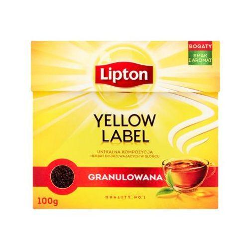 LIPTON 100g Herbata czarna Granulowana