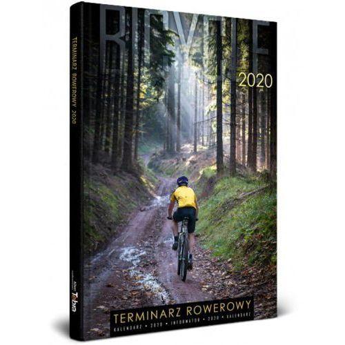 Adeon wydawnictwo tebra Terminarz rowerowy - kal. książkowy 2020