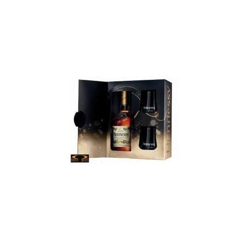 Jas hennessy & co. Koniak hennessy very special eoy gift box 2013, 0,7l + 2 szklanki (3245996009119)