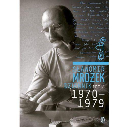 DZIENNIK TOM 2 1970-1979, Mrożek Sławomir