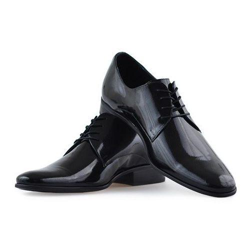 Pantofle Pan 766 Czarny, kolor czarny