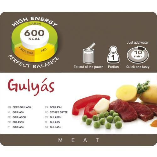 Adventure food Gulasz 133g