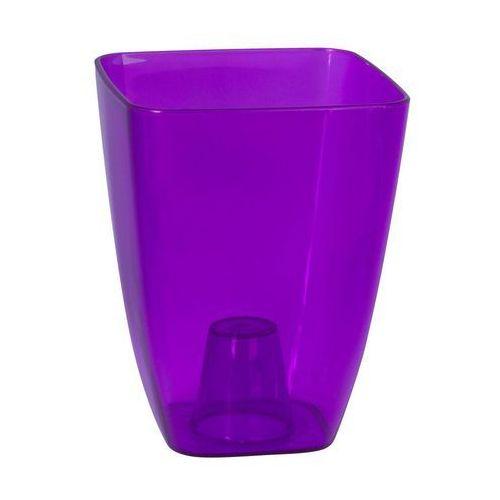 Osłonka plastikowa 13 x 13 cm fioletowa STORCZYK (5907474311838)