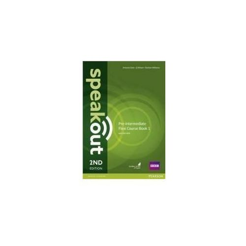 Speakout 2ed Pre-Interm. Flexi Course Book + DVD - Antonia Clare, J.J. Wilson