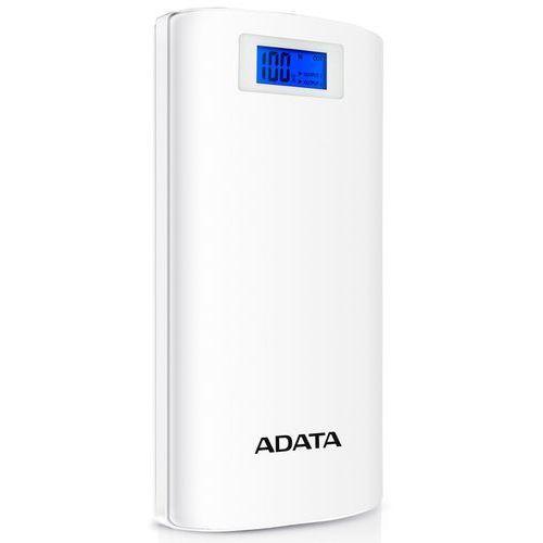 Mobilna bateria PowerBank ADATA P20000D 20000mAh biały