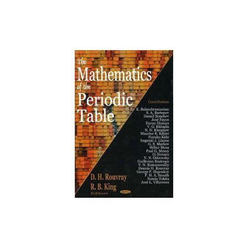 Mathematics of the Periodic Table