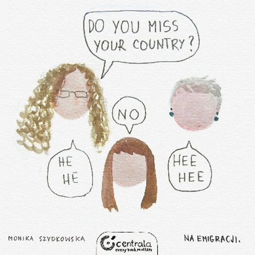 Do you miss your country? (9780993395109)