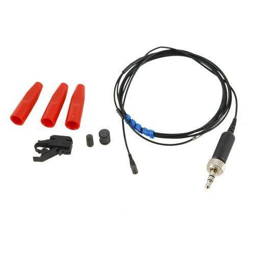 Sennheiser MKE-1-EW mikrofon przypinany typu lavalier (czarny)