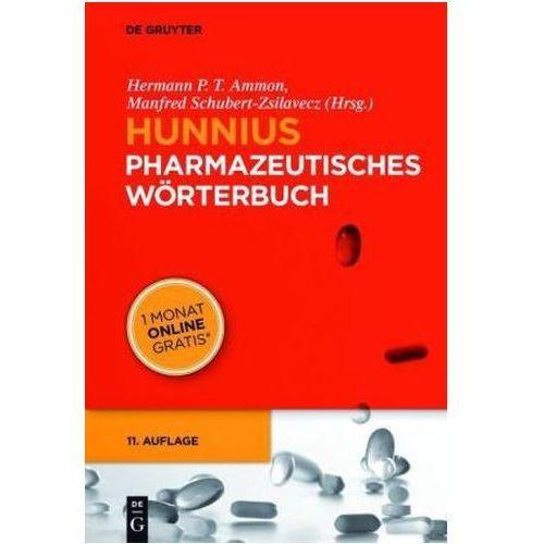 Hunnius Pharmazeutisches Wörterbuch