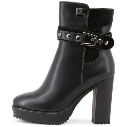 Laura Biagiotti buty za kostkę damskie 40 czarny (8053340369810)